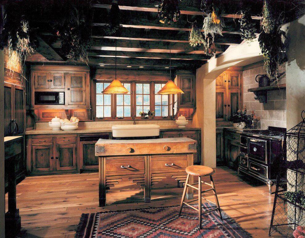 Thiết kế nội thất vintage đẹp