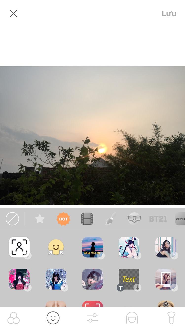 b612 phần mềm chụp ảnh đẹp nhất
