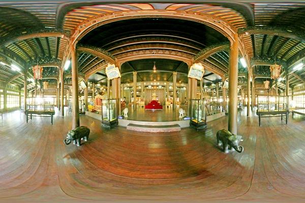 bảo tàng mỹ thuật huế