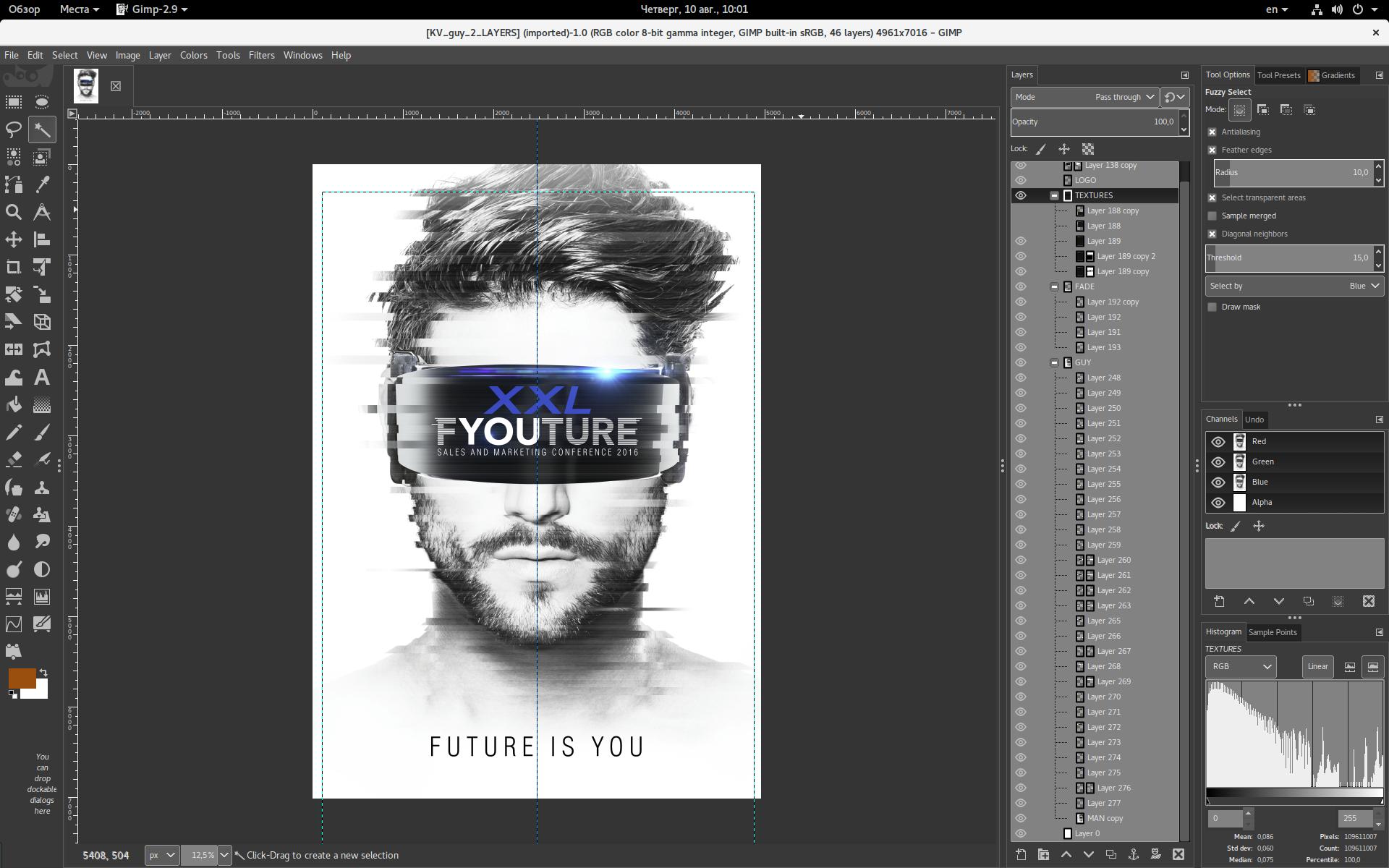 gimp phần mềm chỉnh sửa ảnh đẹp lung linh