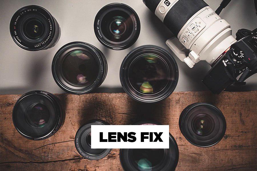 lens fix