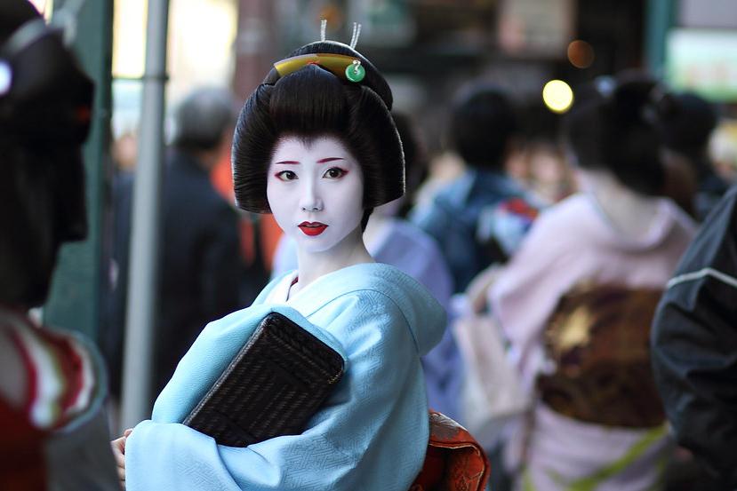 geisha là gì?