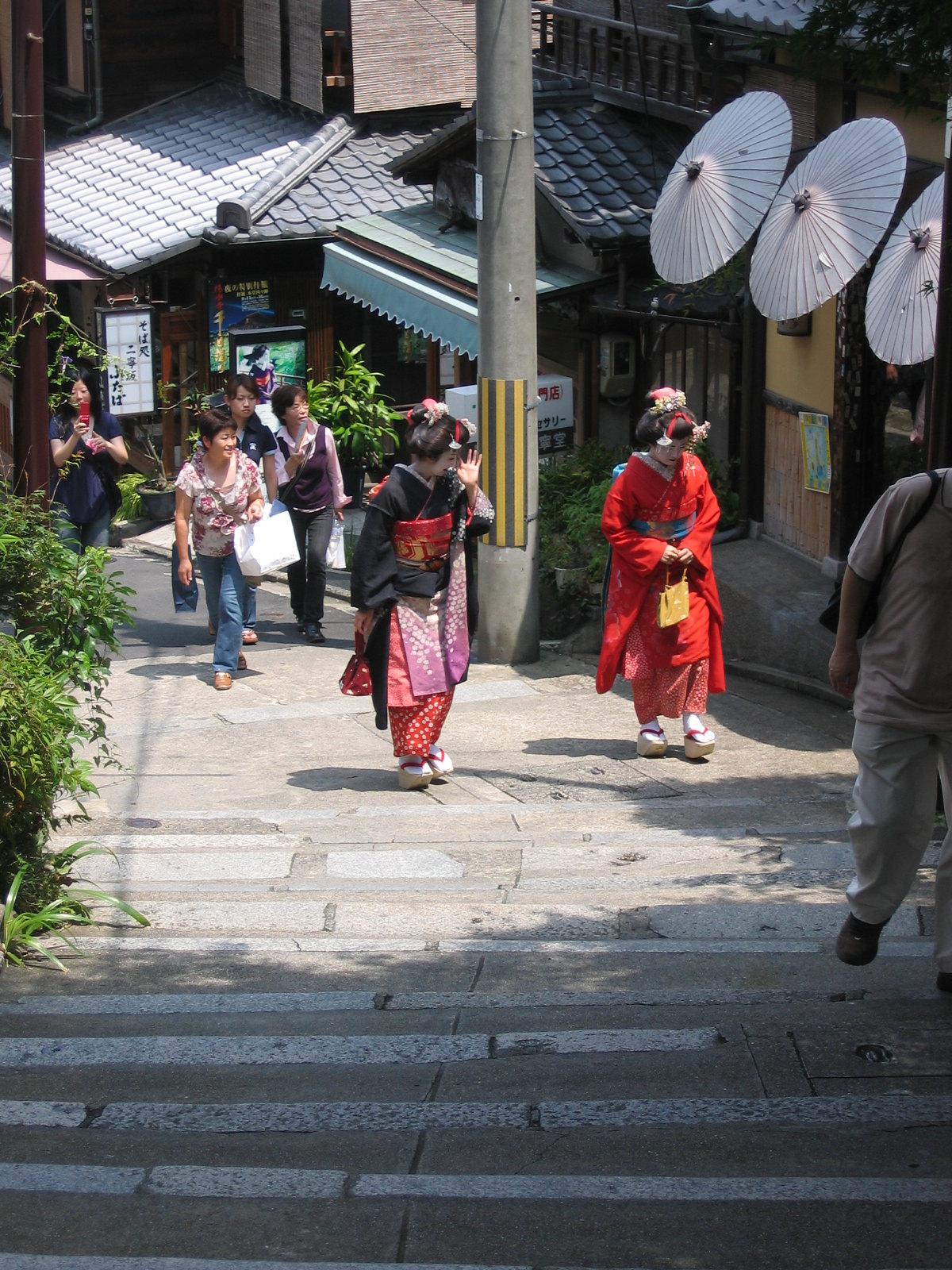 geisha tại nhật bản